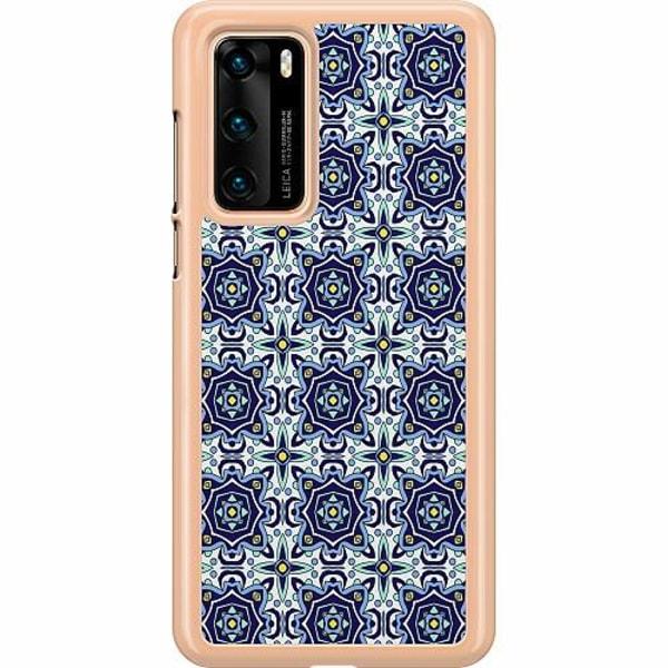 Huawei P40 Hard Case (Clear) Marrakech