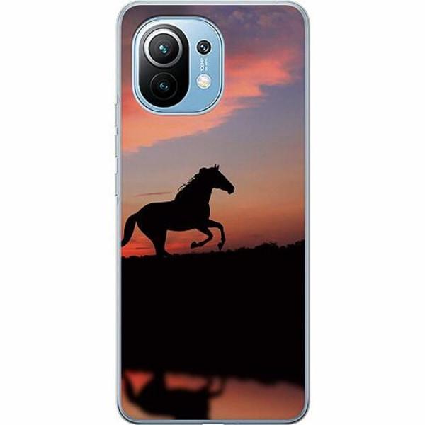 Xiaomi Mi 11 Thin Case Häst / Horse