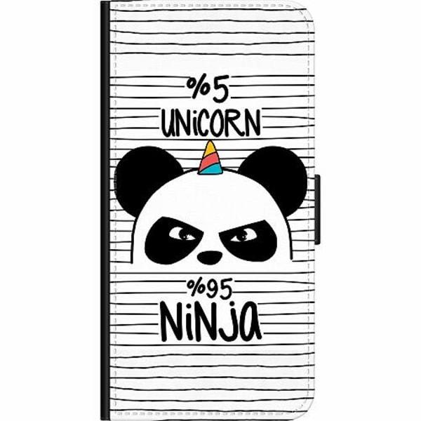 Samsung Galaxy S21 Wallet Case Ninja Panda With A Twist