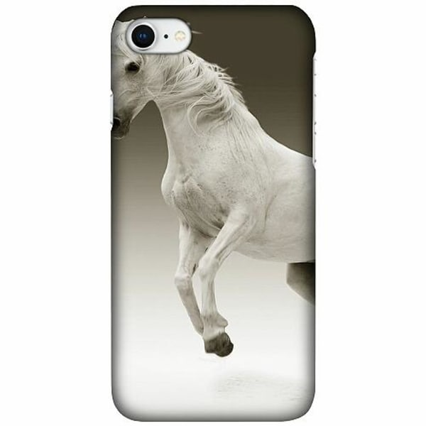 Apple iPhone SE (2020) LUX Mobilskal (Matt) Häst / Horse