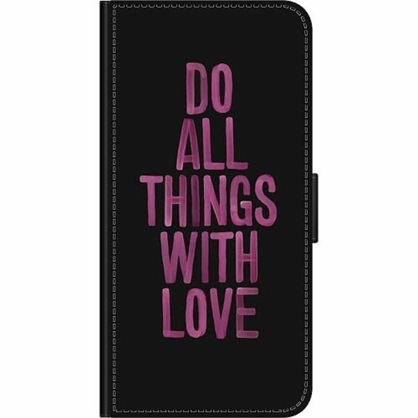 Xiaomi Mi 10T Pro 5G Wallet Case Do All Things With Love