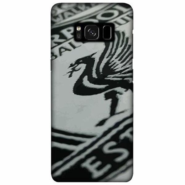 Samsung Galaxy S8 Plus LUX Mobilskal (Matt) Liverpool L.F.C.