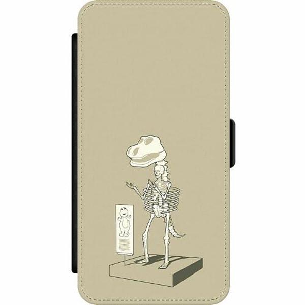 Apple iPhone SE (2020) Wallet Slim Case Dinosaurier