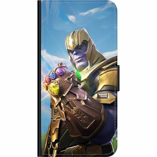 Xiaomi Mi 10T Pro 5G Wallet Case Fortnite Thanos