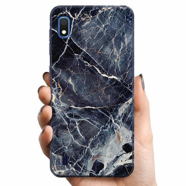 Samsung Galaxy A10 TPU Mobilskal Marbled