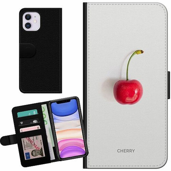 Apple iPhone 11 Billigt Fodral Cherry