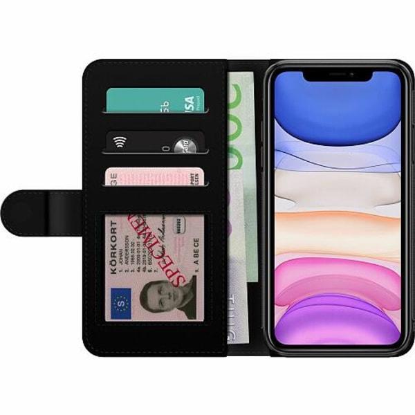 Apple iPhone 11 Billigt Fodral Fortnite Dark Voyager