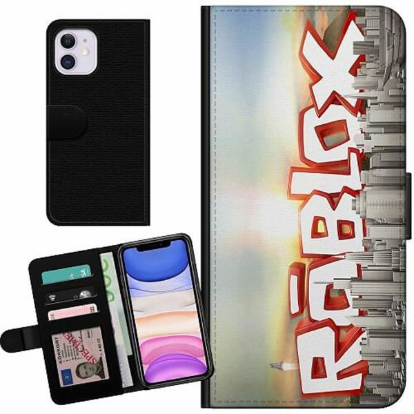 Apple iPhone 11 Billigt Fodral Roblox