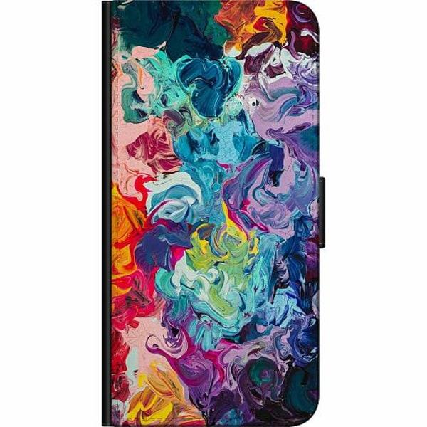 Samsung Galaxy A20e Billigt Fodral Wild Colours