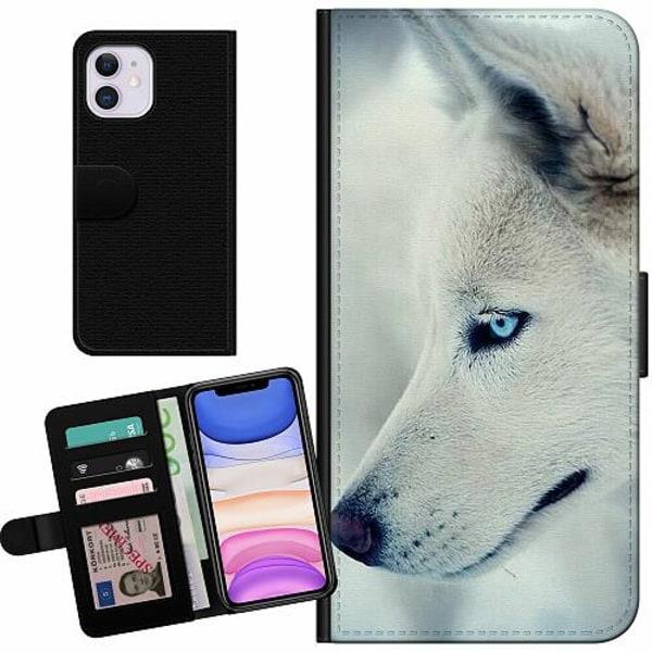 Apple iPhone 11 Billigt Fodral Wolf / Varg