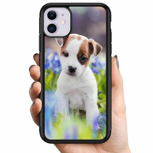 Apple iPhone 11 Billigt mobilskal - Hello Doggo