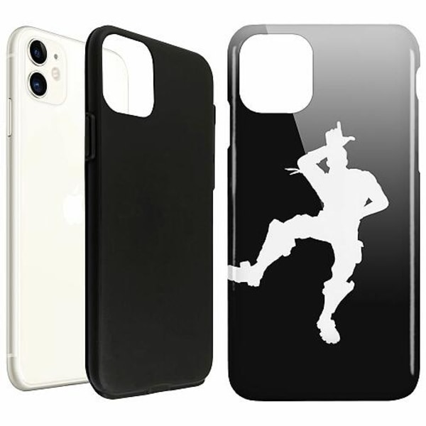 Apple iPhone 11 LUX Duo Case (Glansig)  Fortnite Dance