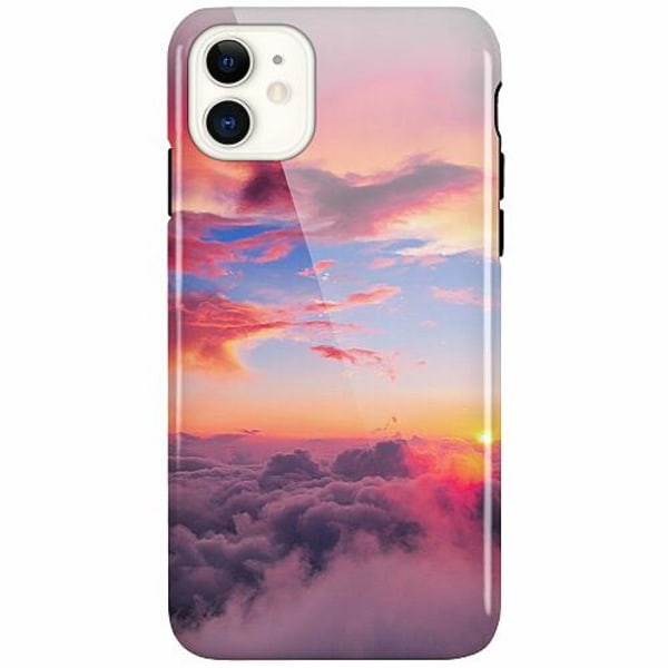 Apple iPhone 11 LUX Duo Case (Glansig)  Moln