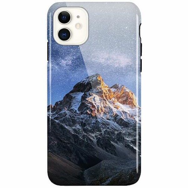 Apple iPhone 11 LUX Duo Case (Glansig)  Mountains