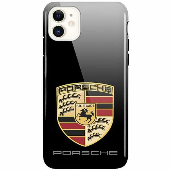Apple iPhone 11 LUX Duo Case (Glansig)  PORSCHE
