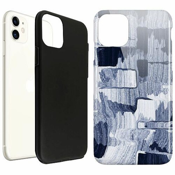Apple iPhone 11 LUX Duo Case (Glansig)  Stroked Out