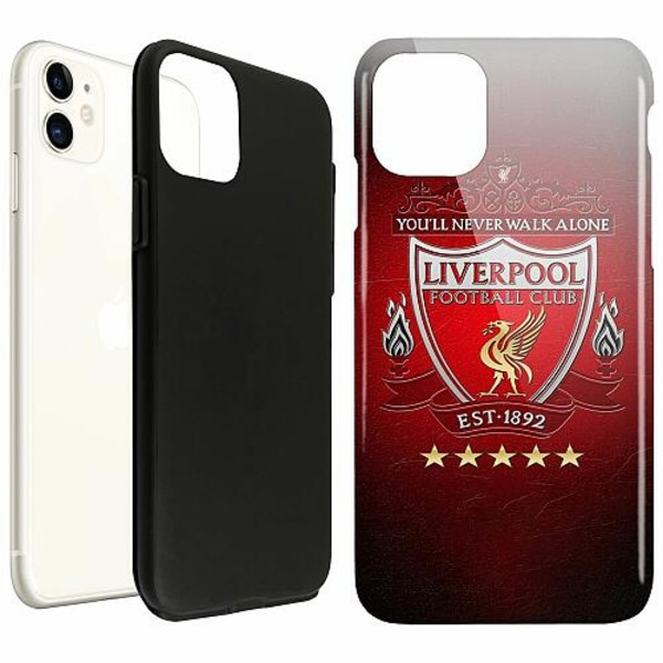 Apple iPhone 11 LUX Duo Case (Glansig)  YNWA Liverpool