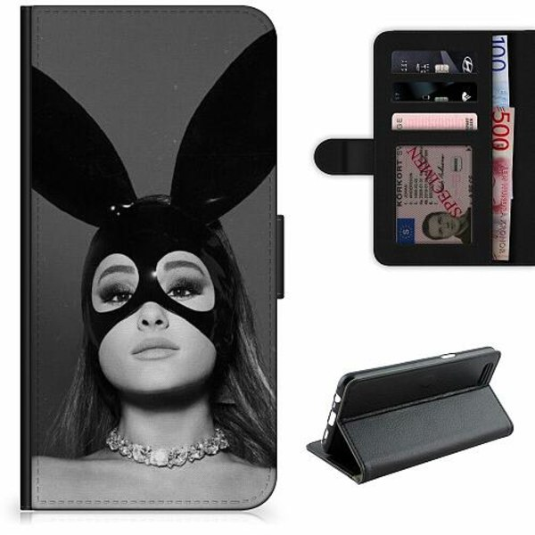 Apple iPhone 5 / 5s / SE Lyxigt Fodral Ariana Grande