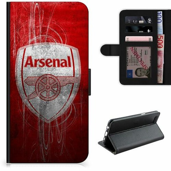Apple iPhone 5 / 5s / SE Lyxigt Fodral Arsenal