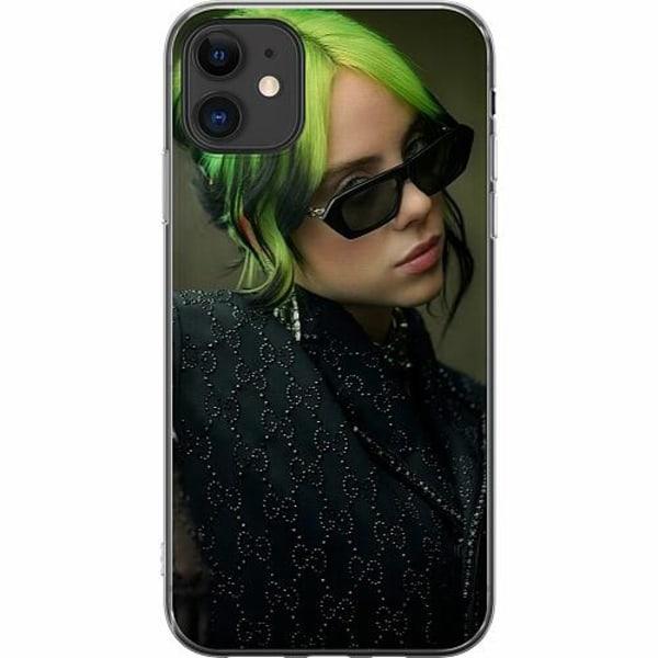Apple iPhone 11 Mjukt skal - Billie Eilish 2021