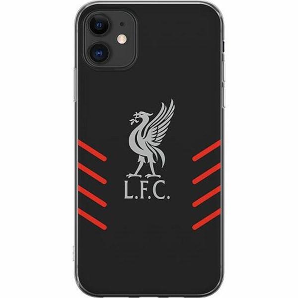 Apple iPhone 11 Mjukt skal - Liverpool L.F.C.