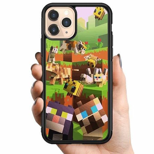 Apple iPhone 11 Pro Billigt mobilskal - MineCraft