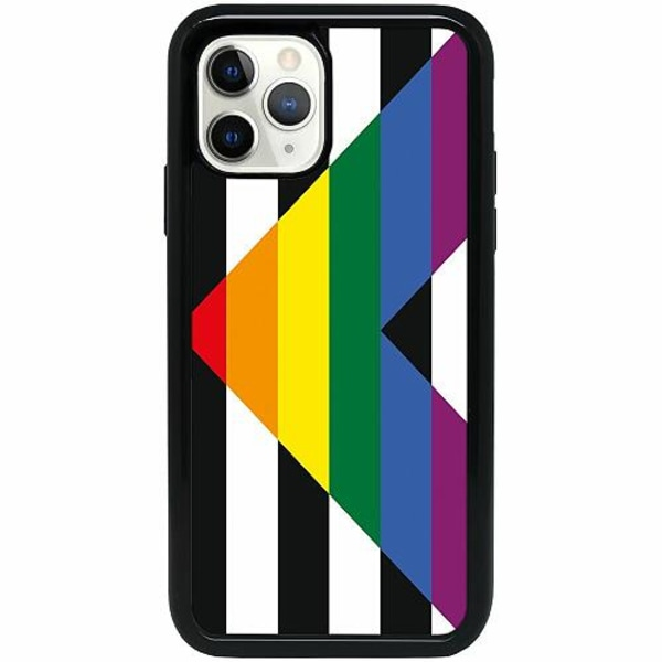 Apple iPhone 11 Pro Heavy Duty 2IN1 Pride - Straight Ally