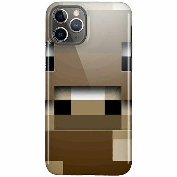Apple iPhone 11 Pro LUX Mobilskal (Glansig) MineCraft