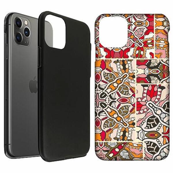 Apple iPhone 11 Pro Max LUX Duo Case (Matt) Artistic Ausdruck