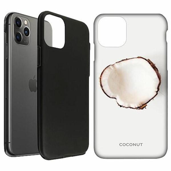Apple iPhone 11 Pro Max LUX Duo Case (Matt) Coconut