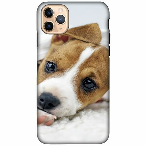 Apple iPhone 11 Pro Max LUX Duo Case (Matt) Cute Puppy