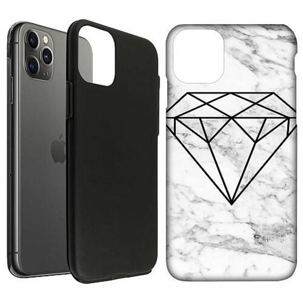 Apple iPhone 11 Pro Max LUX Duo Case (Matt) Diamant