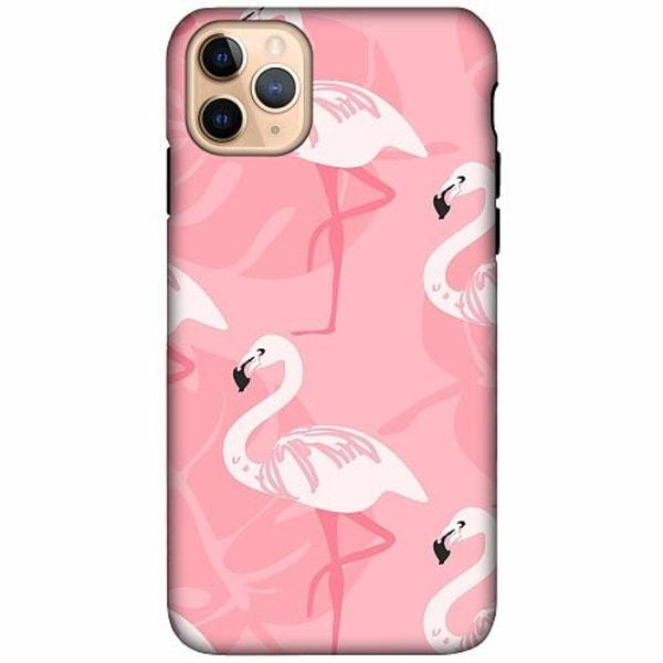 Apple iPhone 11 Pro Max LUX Duo Case (Matt) Flamingo
