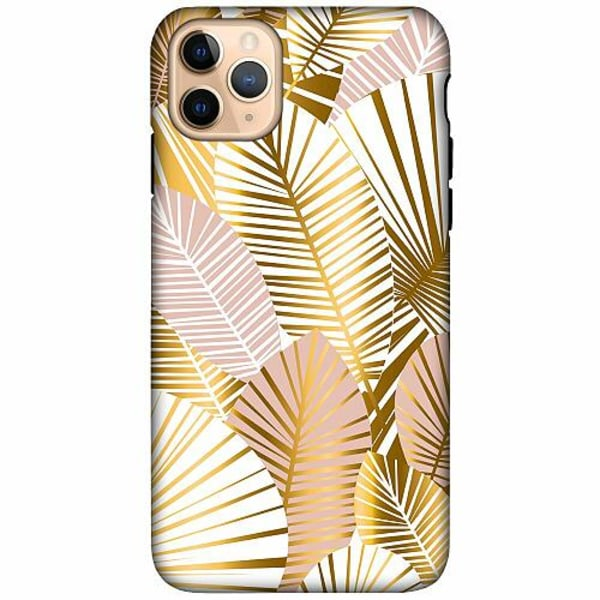 Apple iPhone 11 Pro Max LUX Duo Case (Matt) Gold