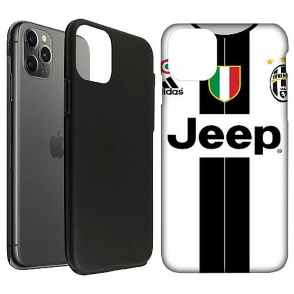 Apple iPhone 11 Pro Max LUX Duo Case (Matt) Juventus Football