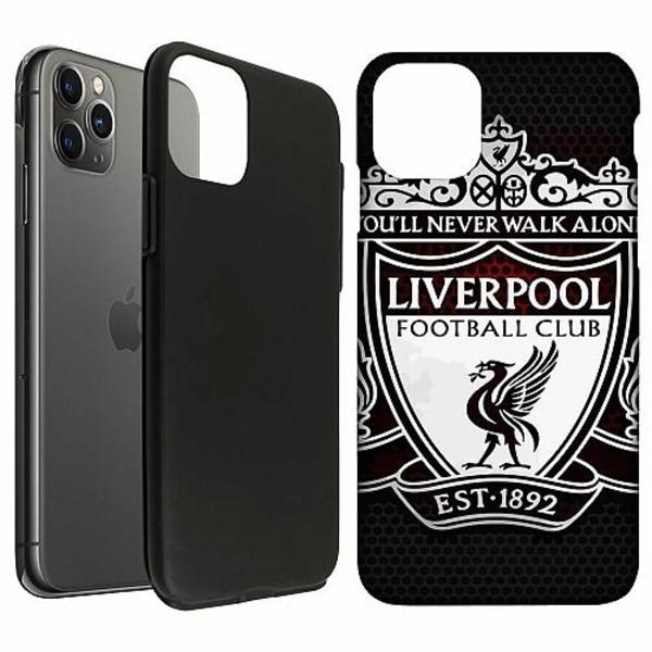 Apple iPhone 11 Pro Max LUX Duo Case (Matt) Liverpool L.F.C.