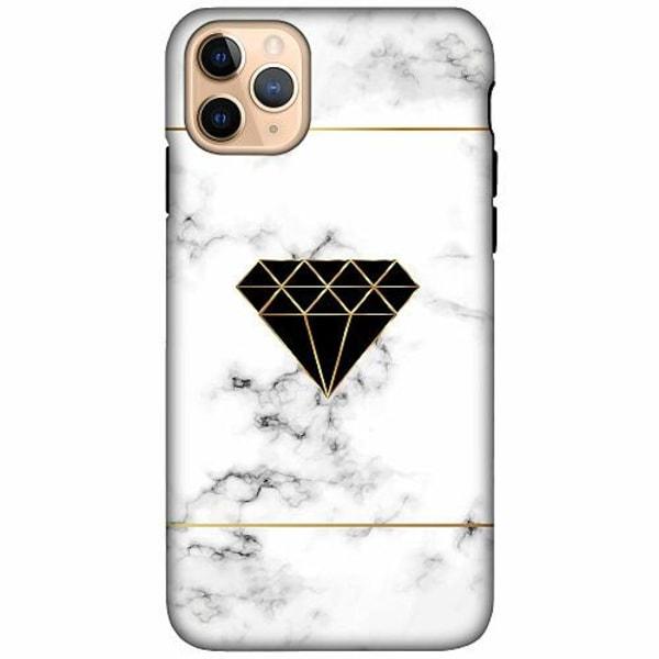 Apple iPhone 11 Pro Max LUX Duo Case (Matt) Marble Diamond