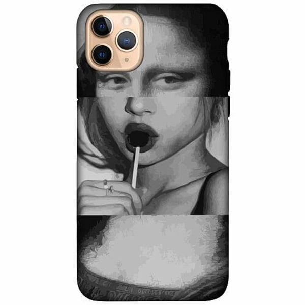 Apple iPhone 11 Pro Max LUX Duo Case (Matt) Mona Lisa