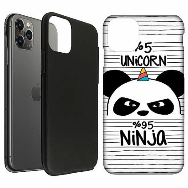 Apple iPhone 11 Pro Max LUX Duo Case (Matt) Panda