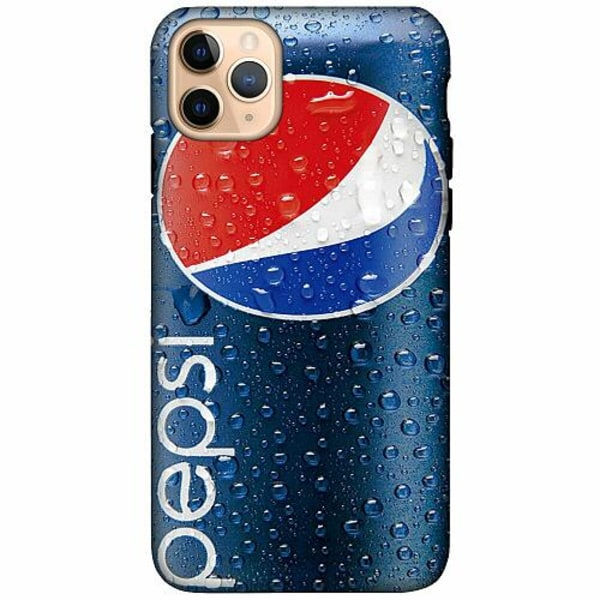 Apple iPhone 11 Pro Max LUX Duo Case (Matt) Pepsi