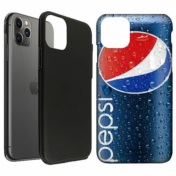 Apple iPhone 11 Pro Max LUX Duo Case (Matt) Pepsi Can