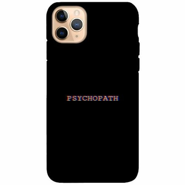 Apple iPhone 11 Pro Max LUX Duo Case (Matt) Psychopath
