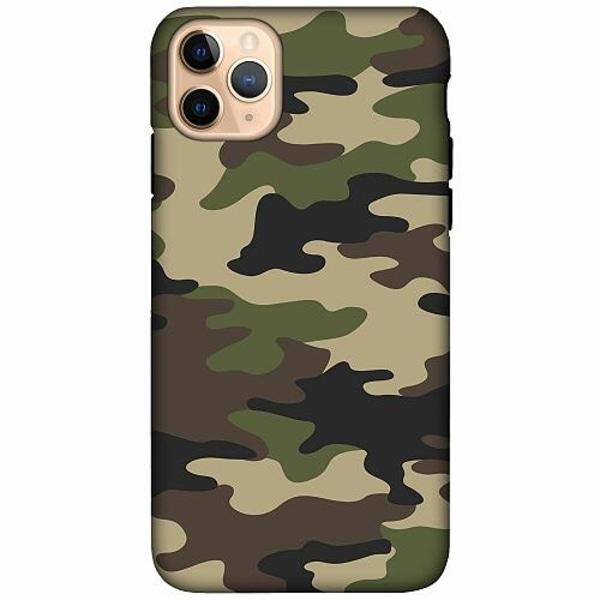 Apple iPhone 11 Pro Max LUX Duo Case (Matt) Woodland Camo