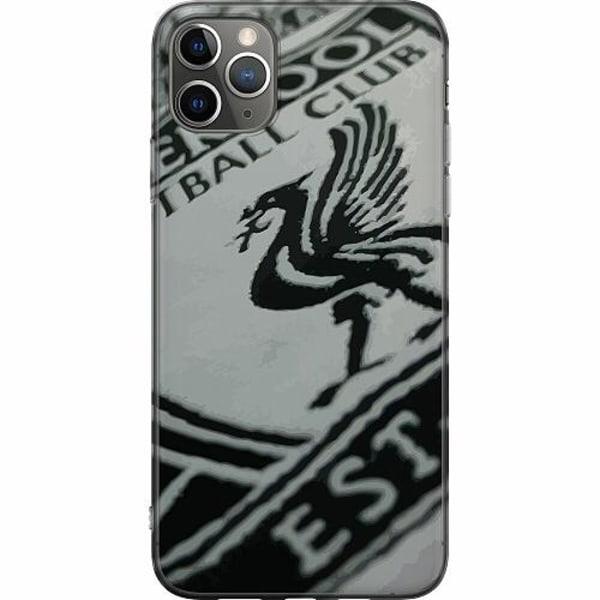 Apple iPhone 11 Pro Max Mjukt skal - Liverpool L.F.C.