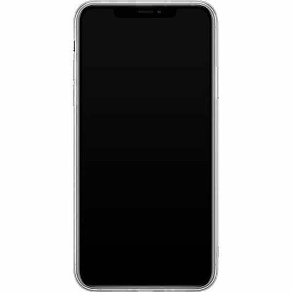 Apple iPhone 11 Pro Max Mjukt skal - Fake Blood