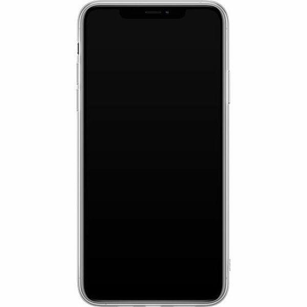 Apple iPhone 11 Pro Max Mjukt skal - Yellowy. Kinda