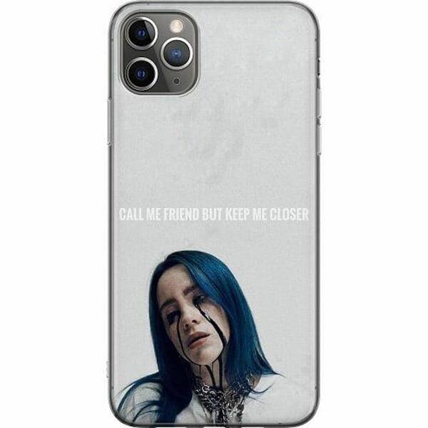 Apple iPhone 11 Pro Max Mjukt skal - Billie Eilish