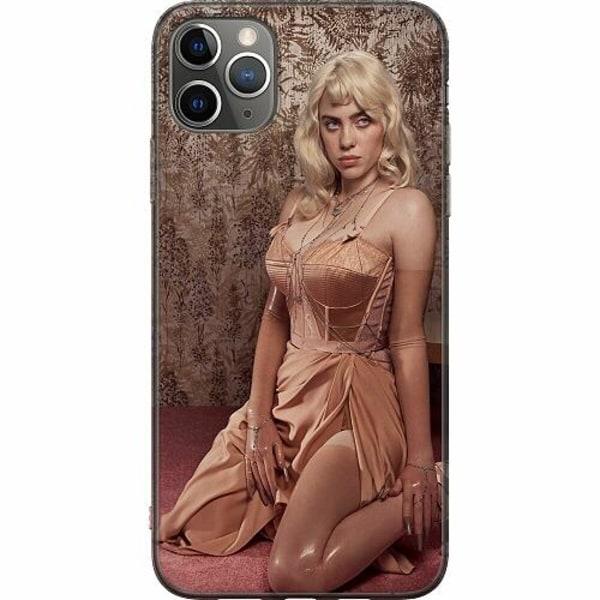 Apple iPhone 11 Pro Max Mjukt skal - Billie Eilish 2021