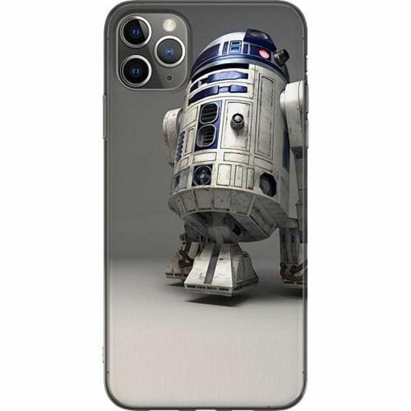 Apple iPhone 11 Pro Max Mjukt skal - R2D2 Star Wars