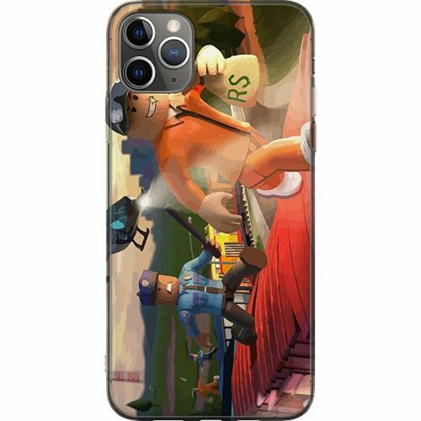 Apple iPhone 11 Pro Max Mjukt skal - Roblox